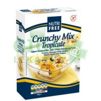 Allexx Cornflakes s tropickým ovocem 375g