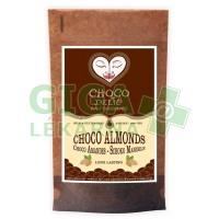 Allexx Mandle v čokoláde RAW 100g