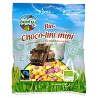 Allexx Mini bonbóny čokoládové 100g BIO