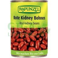 Bio fazolé červené ledvina sterilované 400g RAPUNZEL