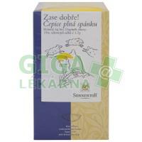 Sonnentor Čepice plná spánku - bio bylinný porc. čaj 27g
