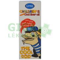 LÝSI Olej z tresčích jater pro děti 240ml