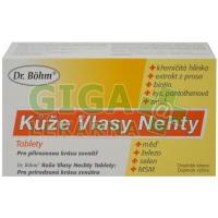 Kůže vlasy nehty 60 tablet-Dr.Böhm