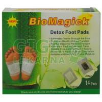 Detoxikační náplasti Biomagick 14 polštářků