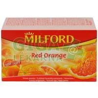 MILFORD ovocný čaj červený pomeranč 20x2.25g