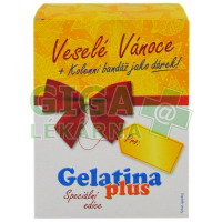 Gelatina plus cps.360 Vánoční balení s dárkem
