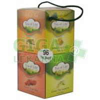 Tea of Life Čaje Hexagonal Gift 12x8x1.5g