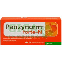 Panzynorm Forte-N 10 tablet