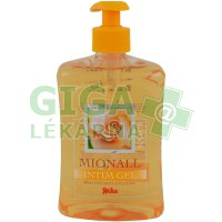 MIKA Mionall gel pro intimní hygienu 500ml pump.