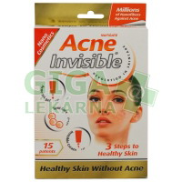 Nafigate Acne Invisible gel 10ml+krém10ml+24ks bod