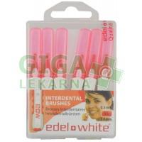 EDEL+WHITE Mezizubní kartáčky ID6 SS 0.5/2.4mm