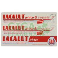 Lacalut White  repair 2+1 Lacalut aktiv