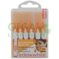 EDEL+WHITE Mezizubní kartáčky IDS SSS 0.45/2.0mm