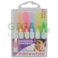 EDEL+WHITE Mezizubní kartáčky ID6 MIX 0.4mm-0.7mm