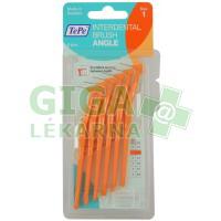 TePe ANGLE 0,45mm - oranžové 6ks