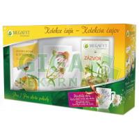 Megafyt Kolekce čajů + hrnek ECHINACEA 70g