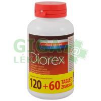 Diorex 120 + 60 potahovaných tablet