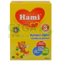 Hami 3 Vanilka 500g