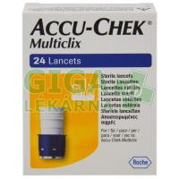 Accu Chek Multiclix lancety 24
