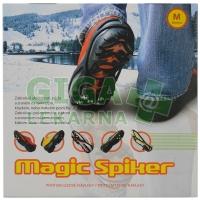 Protiskluz. návlek na obuv Magic spiker 1pár vel.M