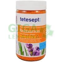 Tetesept Mořská sůl pro uvolnění 900g (Relaxation)