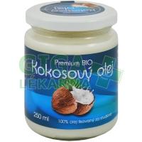 Premium BIO Kokosový olej 250ml