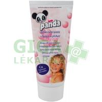 Panda dětská zubní pasta Buble gum 62g