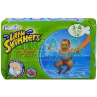 HUGGIES Little Swimmers 3-4 / 7-15kg 12ks