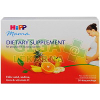 HiPP MAMA Doplněk výž.pro těhotné kojící 3x200ml