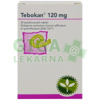 Tebokan 120mg 30 tablet