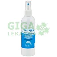 TOP GOLD Deodorační antimikrobiální sprej do obuvi 150g