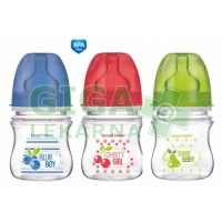 CANPOL Láhev EasyStart Fruits 120ml 0% BPA 3035212