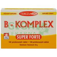 B-Komplex Super Forte 100 tablet TC