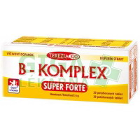 B-komplex Super Forte 20 tablet TC