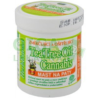 Herb Extract Tea Tree Oil mast na paty 125ml