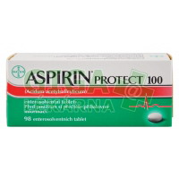 Aspirin Protect 100mg 98 tablet
