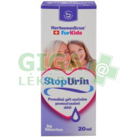 StopUrin Herbamedicus ForKids 20ml