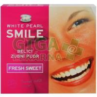 White Pearl SMILE Freshsweet 30g bělící zubní pudr