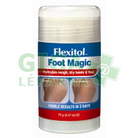 Flexitol Foot Magic tyčinka na paty 70g