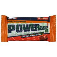 NUTREND POWER BIKE BAR 25g karamel
