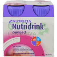Nutridrink Compact 4x125ml Lesní ovoce