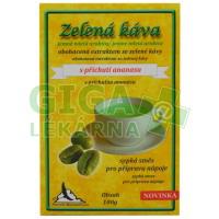Zelená káva ananas 100g