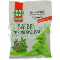 Kaiser Šalvěj meduňka bez cukru 70g