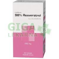 CELIUS Resveratrol 98% 60 tobolek
