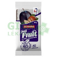 NUTREND Just Fruit 30g švestka+lískový ořech