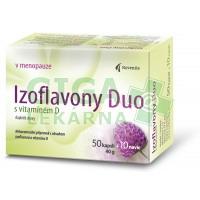 Izoflavony Duo s vitamínem D 60 kapslí