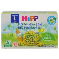 HiPP BIO Fenyklový čaj 20x1,5g