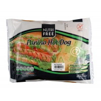 Allexx Pečivo Panino hot dog 180g(2x90g)