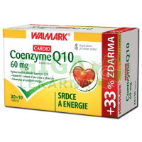 Walmark Coenzyme Q10 60mg Cardio tob.30+10