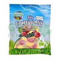 Allexx Bio gumové bonbony EKOVITAL Fruttini 100g